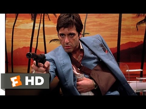 Scarface (4 8) Movie Clip - Every Dog Has His Day (1983) Hd video