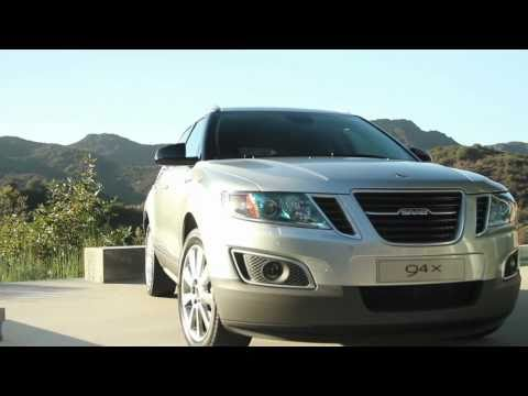 New Saab 9-4X Product review