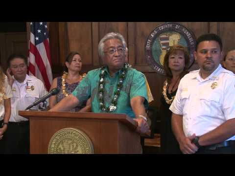Full Press Conference - New Honolulu EMS work schedule