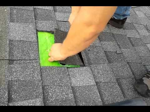 Install Roof Roof Vent Installation