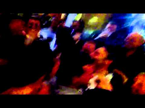 Reaction to Drogba's penalty CL final winner 2012 in Fulham Broadway pub vs Bayern