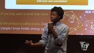 Science Genius B.A.T.T.L.E.S Winner: Jabari Johnson