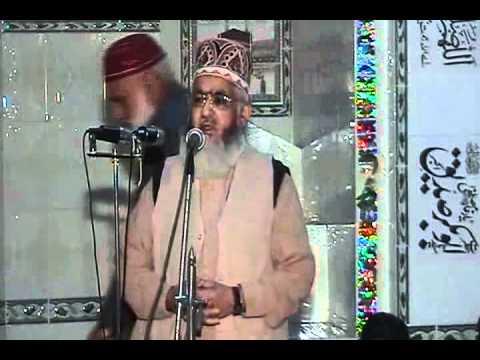 Urs Of Hazrat Molana Shah Fazal E Rehman(ra) By Pir Syed Muhammad Nasir Sahab Part 25, 2010. video