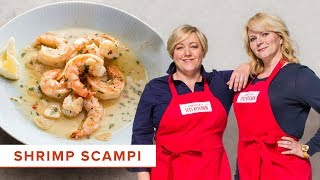 The Best Way to Make Perfect Shrimp Scampi at Home