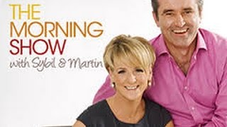 Vroom-Town interview TV3 The Morning Show with Martin King and Sybil Mulcahy