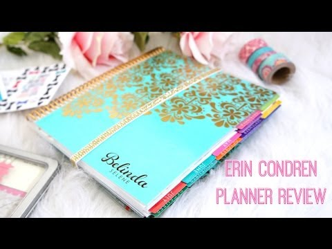 Erin Condren Planner Review   Belinda Selene