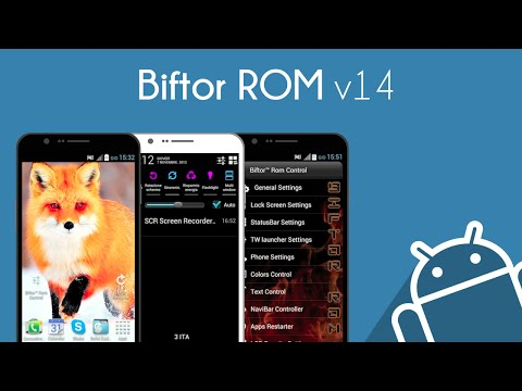AndroidMod - Video recensione Biftor ROM [Galaxy S2]