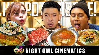 FOOD KING SINGAPORE: Blazing Hotpot & BBQ!