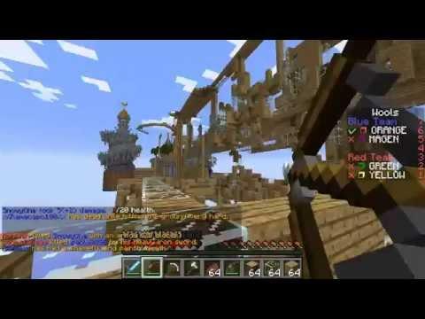 Minecraft pe un server w Gaby Nu Andy asta nu e lag Ep #9