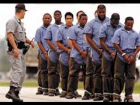 Prison Industrial Complex=Slavery. 2005 interview w/Elijah Shabazz on California Radio