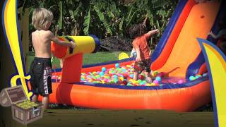 Buccaneer Water Slide Video
