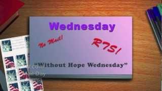 Giant Mail Day (Rebecca Black Friday Parody) - Autograph Community