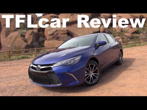 2015 Toyota Camry XSE Review: A Not So Extreme Makeover?
