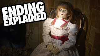 ANNABELLE CREATION (2017) Ending Explained + Conjuring Series Connections