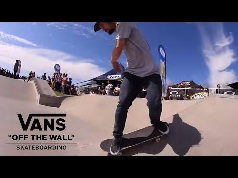 Tony Alva Skate Session - Vans Argentina