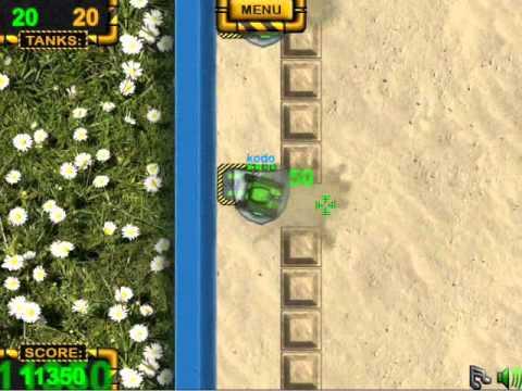 SandBox Tanks game Preview 1