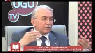 Günlük | ESOGÜ Rektörü Prof.Dr.Hasan Gönen