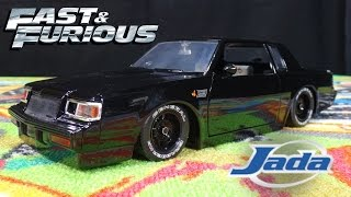Fast & Furious Buick Grand National - Jada Toys