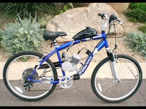 Installing An 80cc Motorized Bike Kit How To Save Money