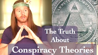 Truth About Conspiracy Theories - Ultra Spiritual Life episode 13 - with JP Sears