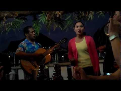 Filipino Band at Island Cove Resort – Cavite, Philippines