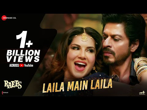 Laila Main Laila | Raees | Shah Rukh Khan | Sunny Leone | Pawni Pandey | Ram Sampath | New Song 2017 thumbnail