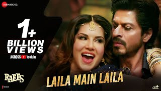 Laila Main Laila | Raees | Shah Rukh Khan | Sunny Leone | Pawni Pandey | Ram Sampath | New Song 2017