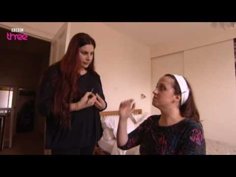 Lauren Luke Does Natalie s Make-up - Natalie Cassidy s Real Britain - BBC Three