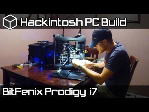 Hackintosh Build BitFenix Prodigy Mini-ITX