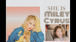 She is Miley Cyrus Documentary Film