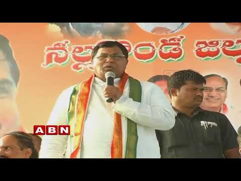 TRS Focus on Nalgonda Politics ahead of 2019 Elections | Inside