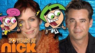 Daran Norris and Susan Blakeslee (Cosmo and Wanda) Interview | Butch Hartman