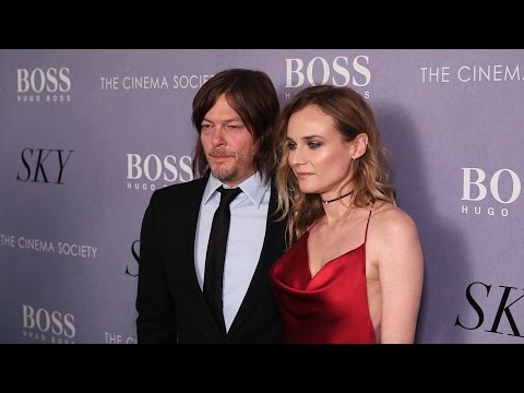 """""""Sky"""" NY Premiere with Diane Kruger and Norman Reedus Behind The Velvet Rope with Arthur Kade"""