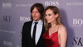 """Sky"" NY Premiere with Diane Kruger and Norman Reedus Behind The Velvet Rope with Arthur Kade"