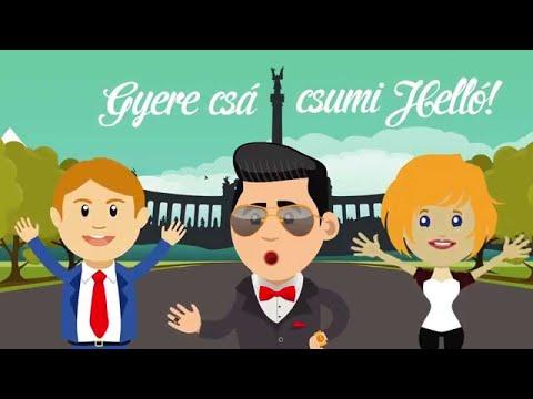 Kis Grófo - Vedd Fel Az öltönyöd (official)