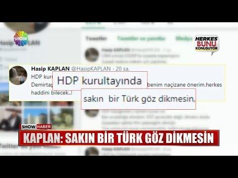 HDP'de Türk kavgası