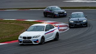 BMW M2 M Performance на Moscow Raceway