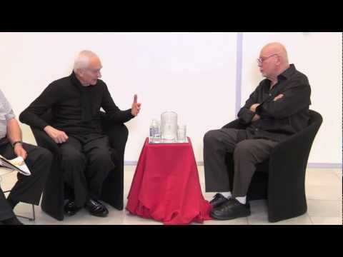 Massimo Vignelli and George Lois: A Conversation