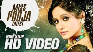 Pure Punjabi - Most Popular - Miss Pooja | Nonstop Hit Beat Songs 2013 | Collection -2