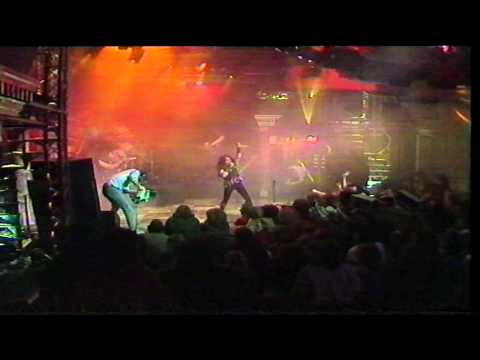 Dio - Hungry For Heaven&Rock N Roll Children - The Tube - 1985