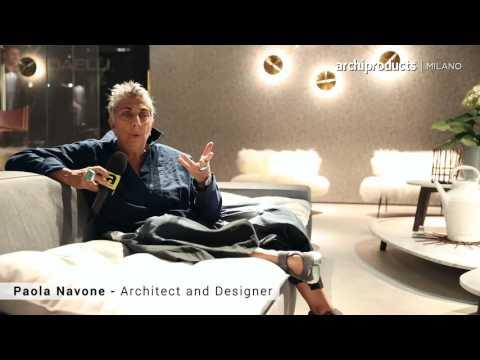Salone del Mobile.Milano 2016 | BAXTER - Paola Navone