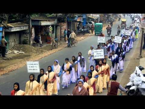 Video Document on Sabar Shouchagar, Nadia, West Bengal,India