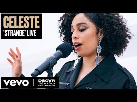 Celeste - Strange (Live) | Vevo DSCVR Artists to Watch 2020