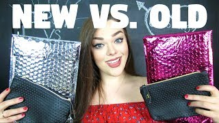 OLD IPSY VS. NEW IPSY! Two Ipsy Bags FOR SCIENCE! | Ipsy Unbagging September 2017