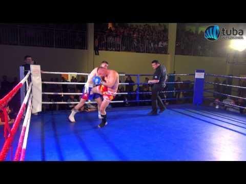 Gala Sztuk Walki Pro Am First Blood Wyszków - Piotr Rino Tryc vs. Kamil Ruta