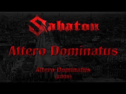 Sabaton - Attero Dominatus