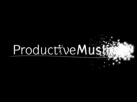 Productivemuslim Weekly Naseeha - Episode 33 Save The Ship