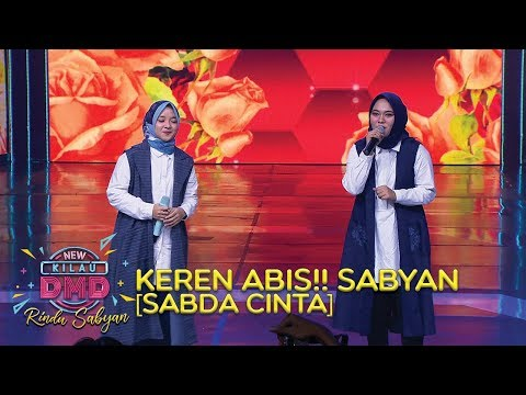 Download KEREN ABIS!! Sabyan SABDA CINTA - DMD Rindu Sabyan 20/11 Mp4 baru