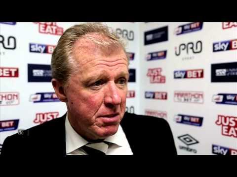 DCFC 2-0 AFCB | Steve McClaren On Win