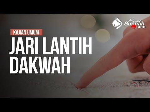 Jari Lantih Dakwah - Ustadz Abu Mahlin, M.Pd.I